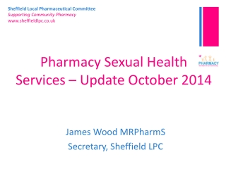 Contraception and sexual health update