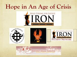 Hope in An Age of Crisis