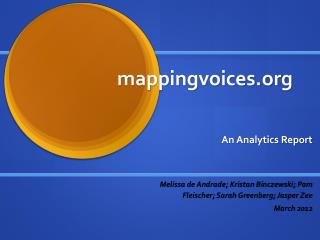 mappingvoices.org