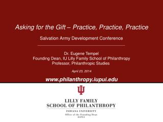 Salvation Army Development Conference
