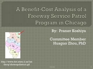 A Benefit-Cost Analysis of a Freeway Service Patrol Program in Chicago