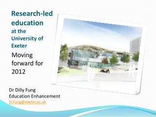 Research-led education  at the  University of Exeter