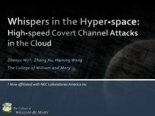 Whispers in the Hyper-space: High-speed Covert Channel Attacks in the Cloud