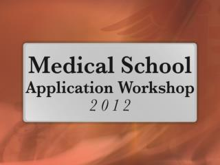 MCAT Application Process HPAC application Interviews