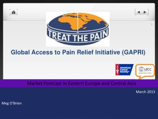 Global Access to Pain Relief Initiative (GAPRI)