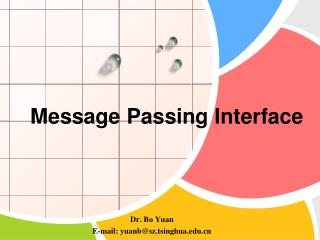 Message Passing Interface