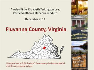 Fluvanna County, Virginia