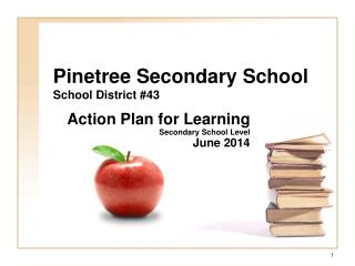 Pinetree Secondary School School  District #43