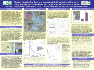 Sharing Hydrological Data and Integrating Multidisciplinary Research --