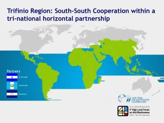 Trifinio  Region: South-South Cooperation within a tri-national horizontal partnership