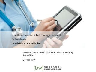 Health Information Technology definitions and Research Overview