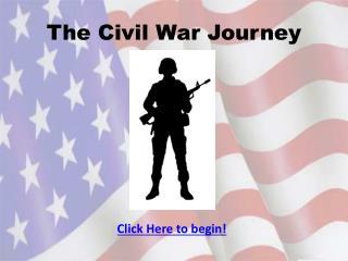 The Civil War Journey