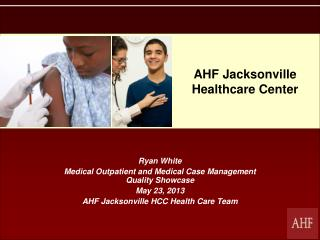 AHF Jacksonville Healthcare Center