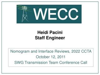 Heidi Pacini Staff Engineer