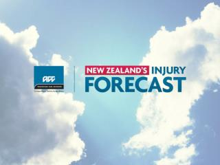 In just one week across the country, the injury forecast for New Zealanders is…