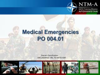Medical Emergencies PO 004.01