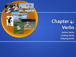 Chapter 4: Verbs