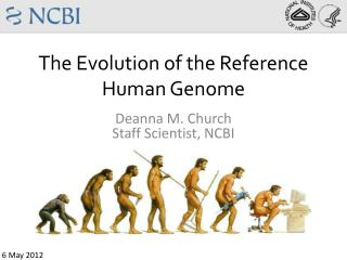 The Evolution of the Reference Human Genome
