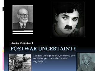 Postwar Uncertainty
