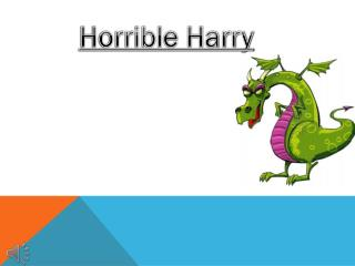 Horrible Harry