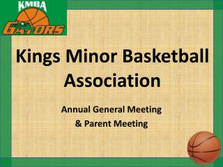 Kings Minor Basketball Association