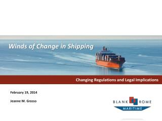 Changing Regulations and Legal Implications
