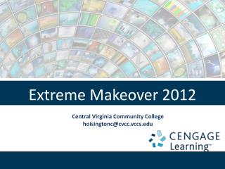 Extreme Makeover 2012