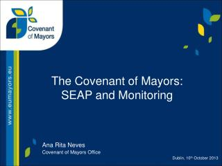 Ana Rita Neves Covenant of Mayors Office