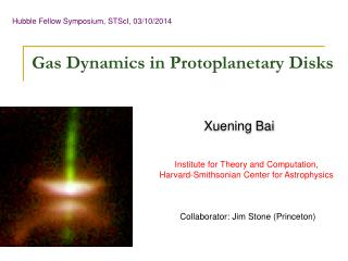 Gas Dynamics in Protoplanetary Disks