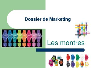 Dossier de Marketing