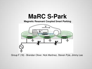 MaRC S-Park Magnetic Resonant Coupled Smart Parking