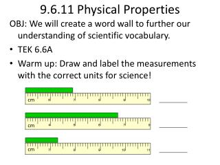 9.6.11 Physical Properties
