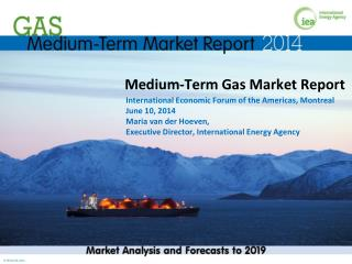 Medium-Term Gas Market Report