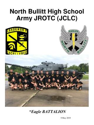 North Bullitt High School Army JROTC (JCLC)