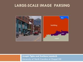 Large-Scale Image  Parsing