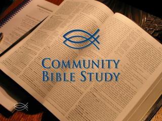 Lee and Corky Campbell Founders of Community Bible Study