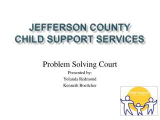 Jefferson County Child Support Services