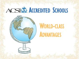 Accredited Schools