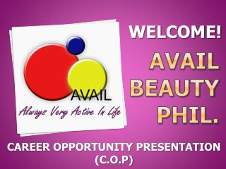 AVAIL BEAUTY PHIL.