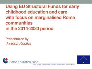 Why Invest in   Quality Early Childhood Education and Care?