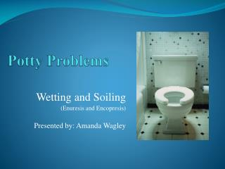 Potty Problems