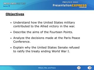Understand how the United States military contributed to the Allied victory in the war.