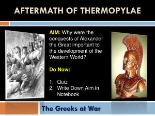 Aftermath of Thermopylae