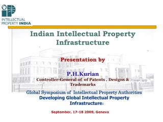 Global Symposium of  Intellectual Property Authorities Developing Global Intellectual Property Infrastructure : Septembe