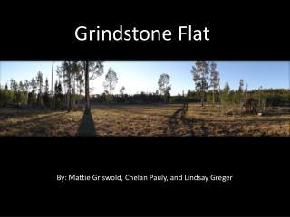 Grindstone Flat