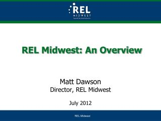 REL Midwest: An Overview