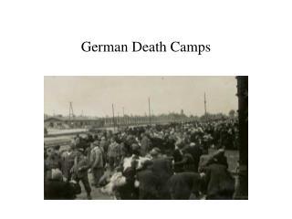 German Death Camps