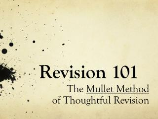 Revision 101