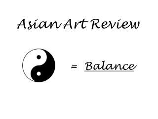 Asian Art Review