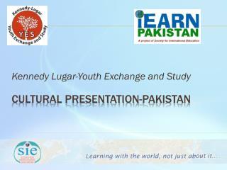 Cultural Presentation- pakistan